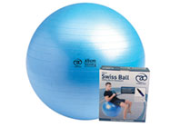 Fitness Mad Pro Swiss Ball & Pump 65cm
