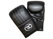 Fitness Mad Synthetic Leather Bag Mitts