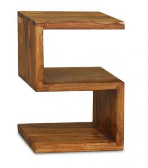 Grand Isle Side Table Union Rustic