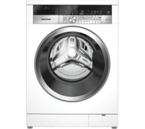 Grundig GWN410460CW 10 kg 1400 Spin Washing Machine - White, White