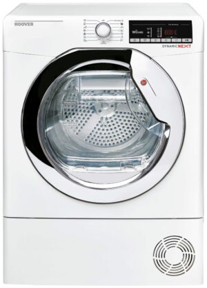 Hoover DXO C10TCE 10KG Condenser Tumble Dryer - White