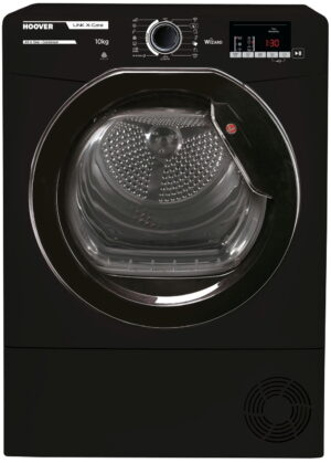 Hoover H-Dry 300 HLX C10DGB 10KG Tumble Dryer - Black