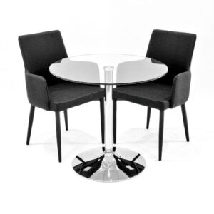 Ingleside Dining Set with 2 Chairs Metro Lane
