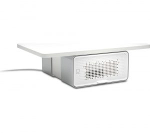 KENSINGTON FreshView Wellness Monitor Stand with Air Purifier