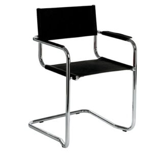 Kirkley Dining Chair Metro Lane Colour: Black