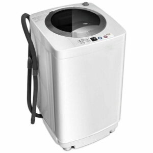 Lage 3.5kg High Efficiency All In One Combo Washing Machine with Electric Dryer Symple Stuff
