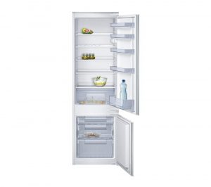 NEFF K8524X7GB Integrated Fridge Freezer, White