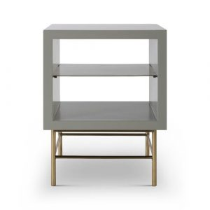 Nicholls Side Table Canora Grey