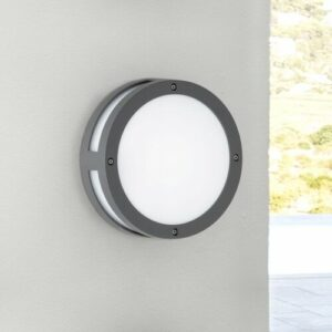 Oberle 1 Light LED Outdoor Bulkhead Light Sol 72 Outdoor