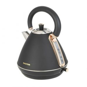 Pyramid 1.7L Stainless Steel Electric Kettle Salter