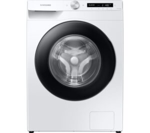 SAMSUNG Auto Dose WW80T534DAW/S1 WiFi-enabled 8 kg 1400 Spin Washing Machine - White, White