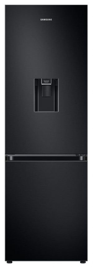 Samsung RB34T632EBN/EU SpaceMax Fridge Freezer - Black