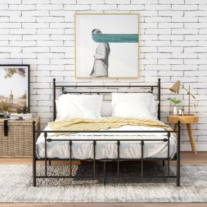 Walling Bed Frame Marlow Home Co.