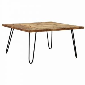Winnie Reclaimed Square Coffee Table