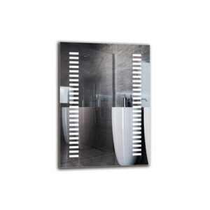 Acaia Bathroom Mirror Metro Lane Size: 70cm H x 50cm W