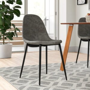 Alayna Upholstered Dining Chair (Set of 2) Zipcode Design