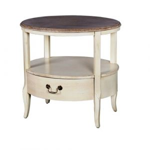 Allevard Coffee Table with Storage Fleur De Lis Living