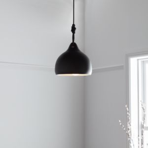 Aulavik Black Pendant ceiling light