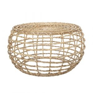 Baril Cane Coffee Table Bloomingville