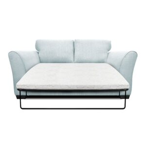 Bullock 2 Seater Fold out Sofa Bed Zipcode Design Upholstery Colour: Ash