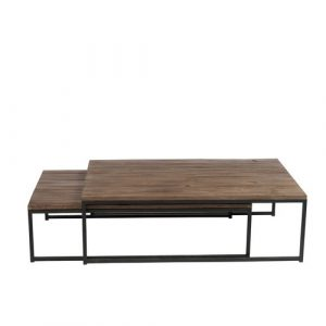 Chafin 2 Piece Coffee Table Set Williston Forge