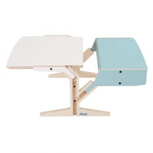 Christi Coffee Table Ebern Designs Top Finish: Butterfly Blue