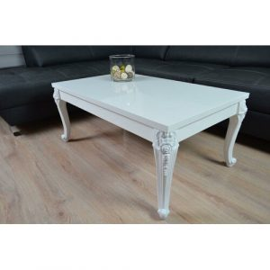 Coursey Coffee Table Fleur De Lis Living Size: 43cm H x 60cm L x 100cm W
