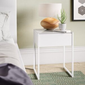 Cube By Side Bedside Table Jahnke