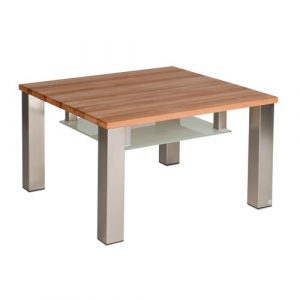 Dostie Coffee Table Ebern Designs Tabletop colour: Light brown
