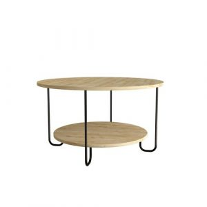 Eero Coffee Table Mercury Row Colour: Oak