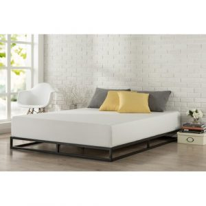 Ellen Platform Bed Zipcode Design Size: Kingsize (5')