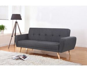 Ex-display William Grey Sofa Bed