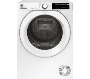 HOOVER H-Dry 500 ND H10A2TCE WiFi-enabled 10 kg Heat Pump Tumble Dryer - White, White