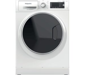 HOTPOINT ActiveCare NLLCD 1044 WD AW UK N WiFi-enabled 10 kg 1400 Spin Washing Machine - White, White
