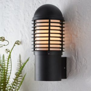 Hagen 1 Light Outdoor Wall Lantern Sol 72 Outdoor