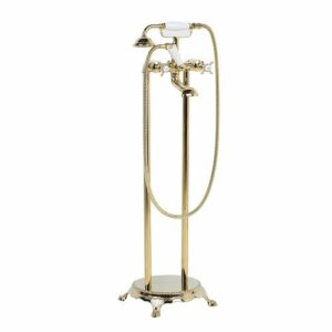 Hannah Freestanding Bath Shower Mixer Belfry Bathroom