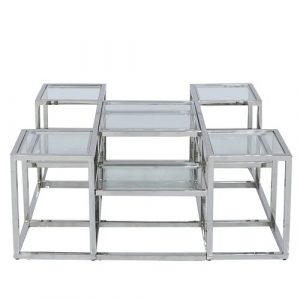 Jered Coffee Table Canora Grey