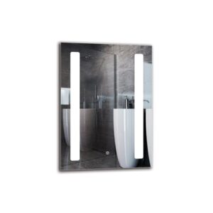 Karekin Bathroom Mirror Metro Lane Size: 70cm H x 50cm W