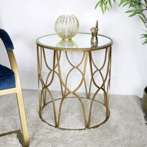 Lovell Side Table Canora Grey