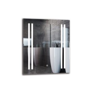 Nareg Bathroom Mirror Metro Lane Size: 60cm H x 50cm W