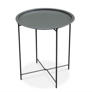 Niesha Thermo Laquered Steel Coffee Table Sol 72 Outdoor
