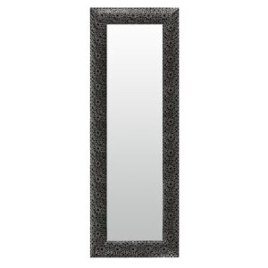 Olivia Wall Mounted Mirror Canora Grey Size: 110cm H x 70cm W