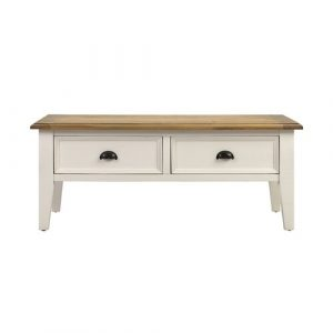 Poynor Coffee Table with Storage August Grove