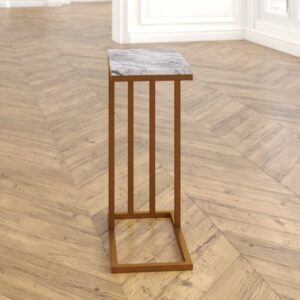 Rolph Side Table Canora Grey