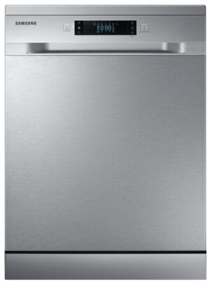 Samsung Series 6 DW60M6050FS Full Size Dishwasher - Silver