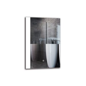Sanasar Bathroom Mirror Metro Lane Size: 60cm H x 40cm W
