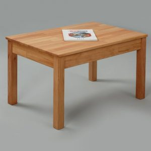 Sophie Coffee Table Gracie Oaks Colour: Beech heartwood