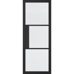 Tribeca Internal Door Primed LPD Doors Door Size: 1981mm H x 762mm W x 35mm D