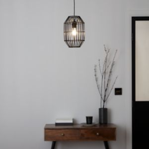 Wutai Black Pendant ceiling light