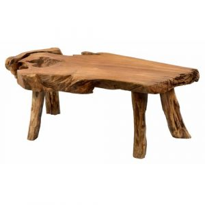 Zirkel Solid Wood Coffee Table Union Rustic